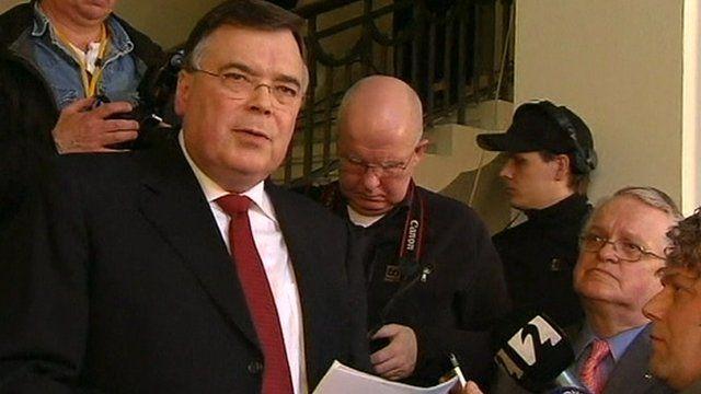 Former Icelandic PM Geir Haarde