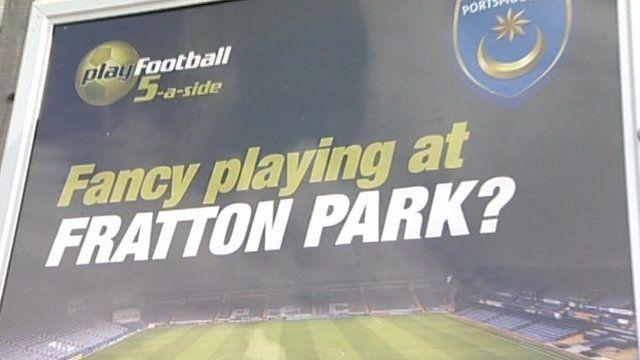 Portsmouth FC creditors
