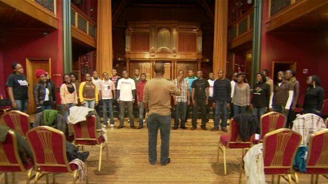 Nairobi Chamber Chorus