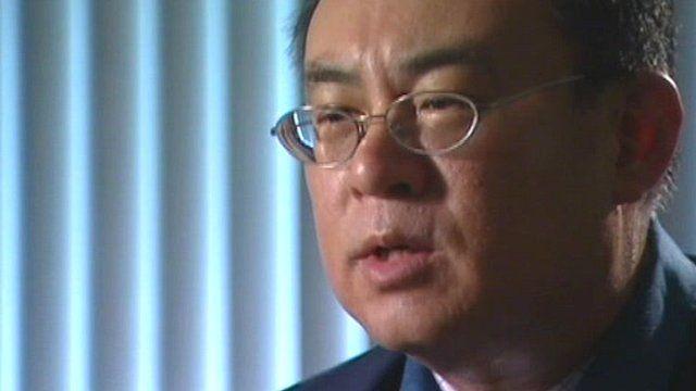 Akihiro Harako, one of the 'Fukushima 50'