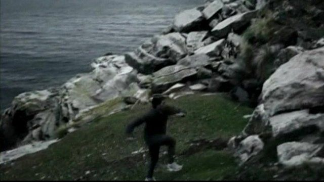 Fernando Zylberberg running