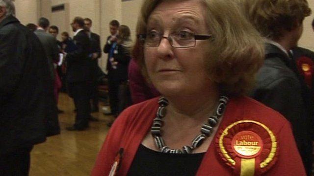 Councillor Brenda Arthur (Lab)