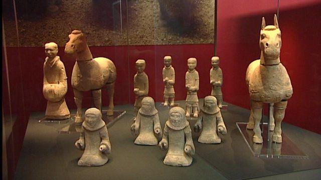 Tomb Treasures of Han