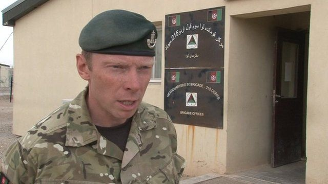 Lt Col Charlie Maconochie from Maidenhead