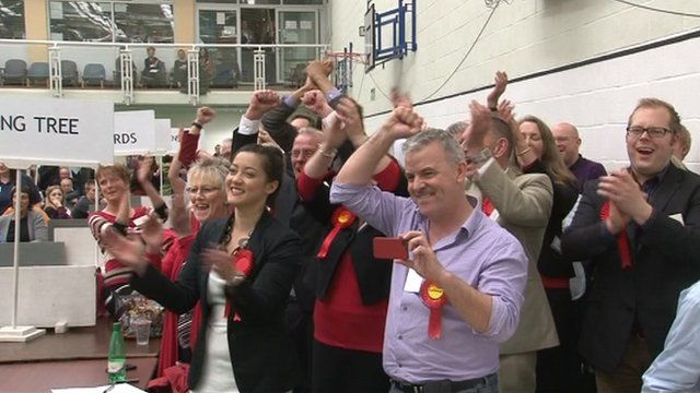 Labour retained control in Hastings