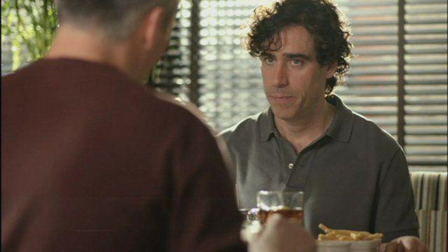 Stephen Mangan in Episodes