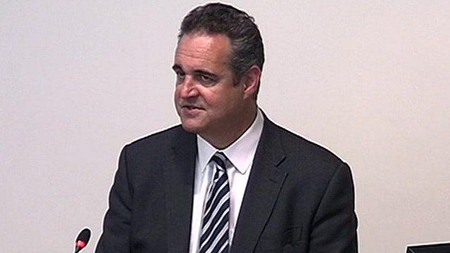 Martin Clarke, editor Mail Online