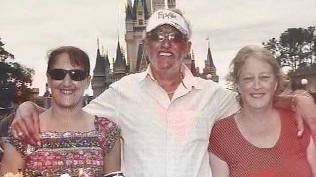 Michael Field and his daughters