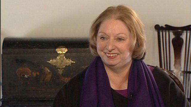 Hilary mantel bbc interview