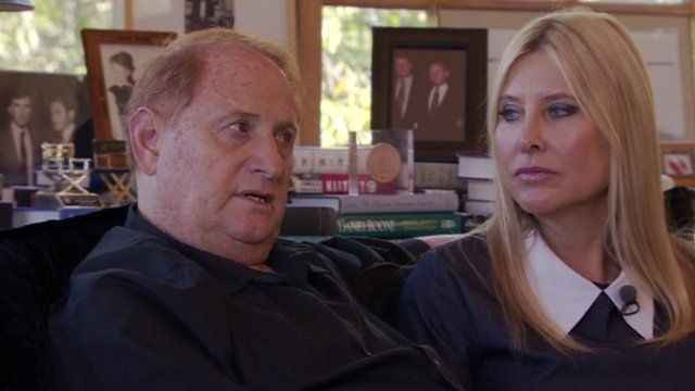 Hollywood power couple Mike and Irena Medavoy