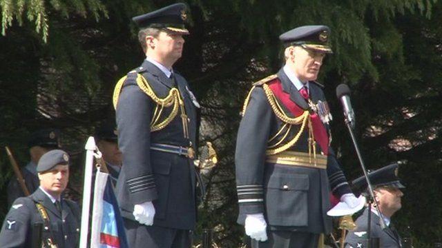 Number 2 Squadron centenary celebration