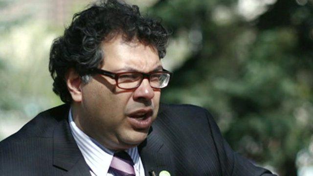Naheed Nenshi on World News America
