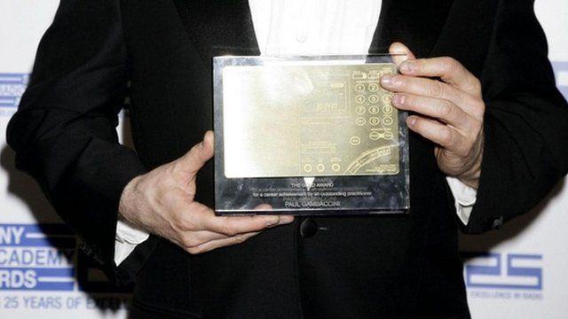 Sony Radio Academy Award