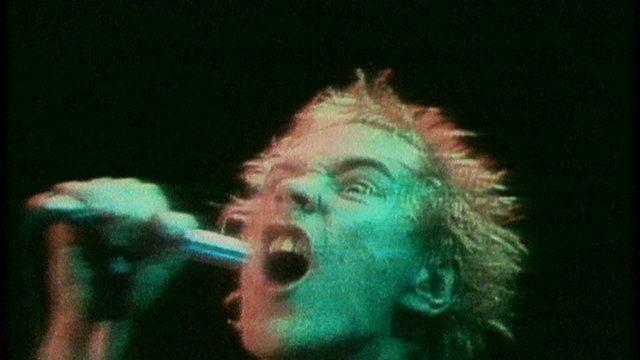 Johnny Rotten (John Lydon)