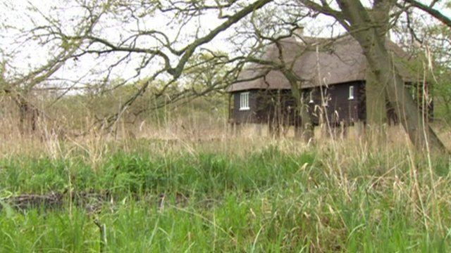 Woodwalton Fen, Cambridgeshire