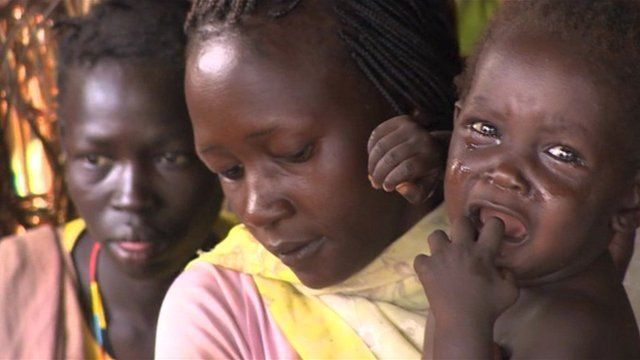 Refugees in South Sudan