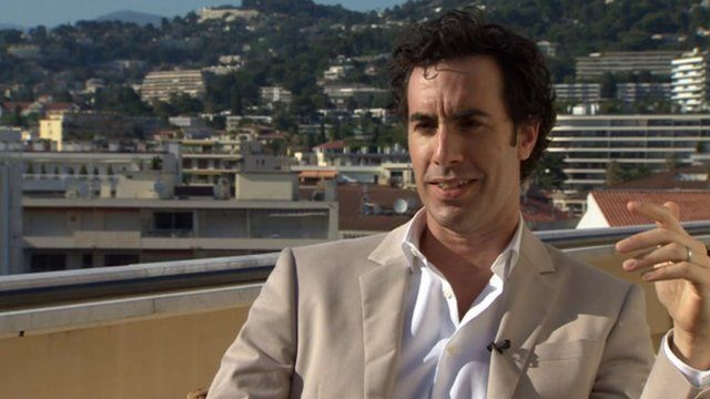 Media Player Sacha Baron Cohen