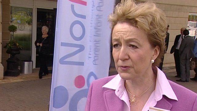 Northamptonshire MP Andrea Leadsom (Con)