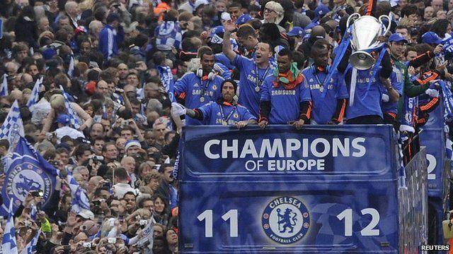 Chelsea parade