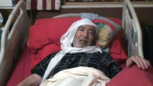 Abdel Baset al Megrahi