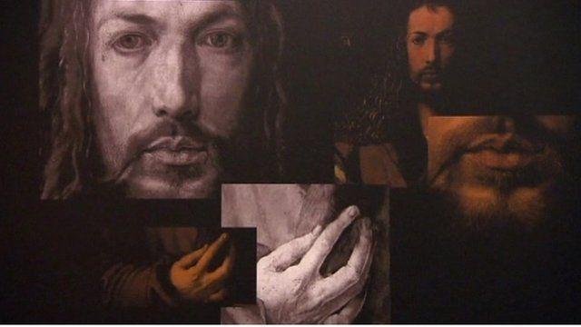 Painting by Albrecht Durer