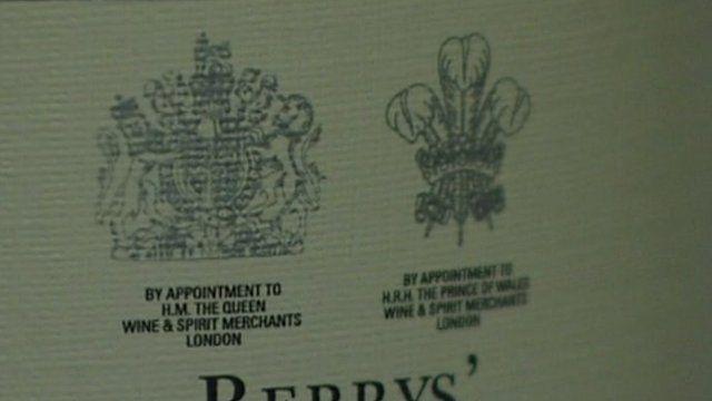 Royal warrant