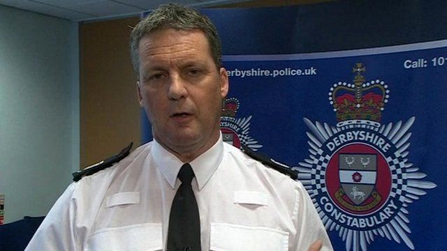 Assistant Chief Constable Steve Cotterill