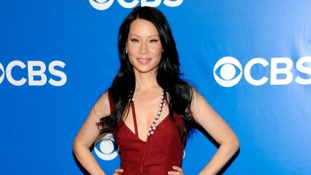 "Lucy Liu from the show ""Elementary"""