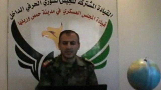 Colonel Qassim Saadeddine