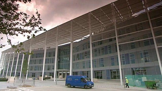 New Network Rail HQ