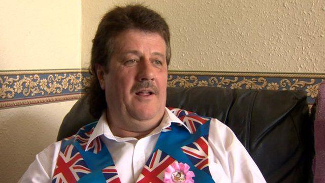 Brian Llewellyn from County Durham