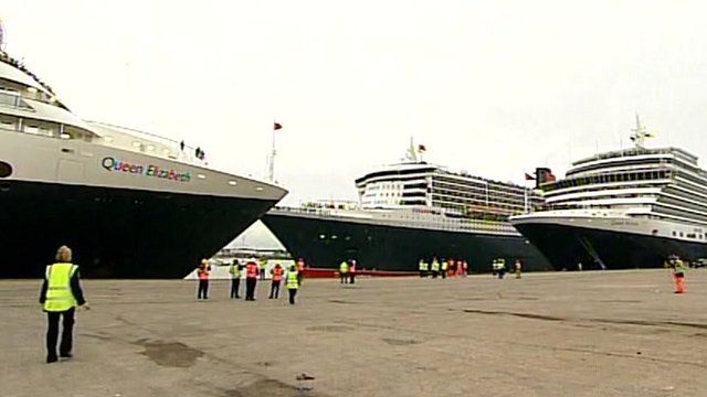 Three Queens in Southampton