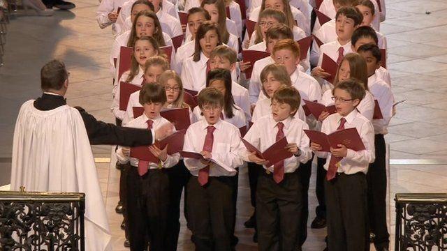 The Diamond Choir