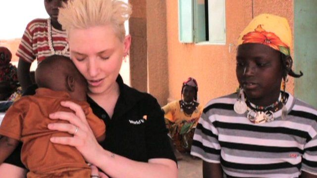 Sian To's trip to West Africa