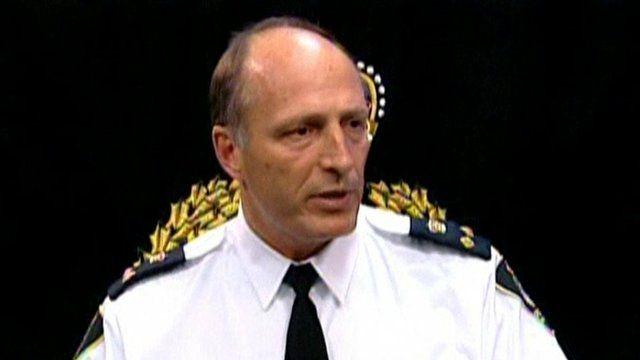 Vancouver deputy police chief Warren Lemcke