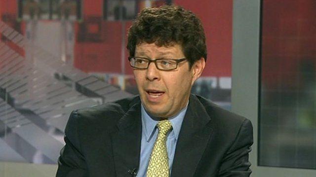 Douglas Rediker on World News American 6 June 2012