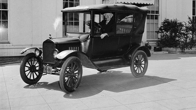 media player model t ford
