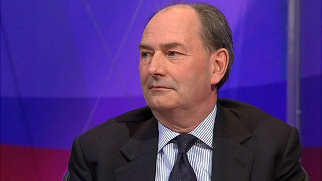 Lord Forsyth on Question Time