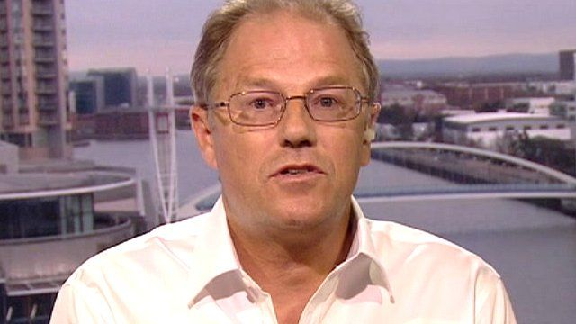 Colin Kersley, chief executive of the new M&S Bank