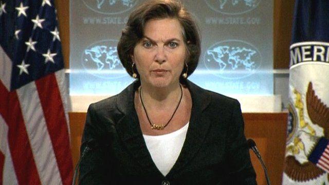 US state department spokeswoman Victoria Nuland