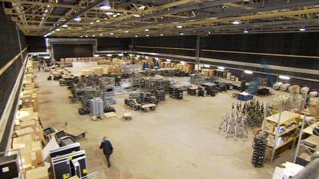 Warner Bros Has Re Opened The Leavesden Film Studios In Hertfordshire After A 100m Rebuild