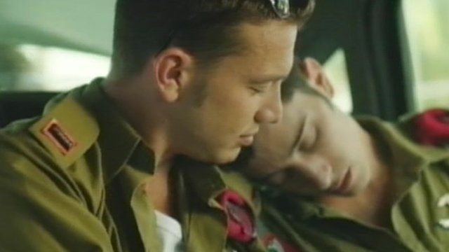 Gay Army Love Story Sequel Shows New Israel Bbc News