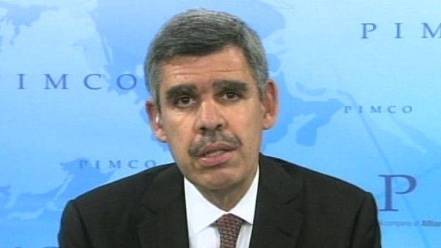 Mohamed El-Erian interviewed on WNA