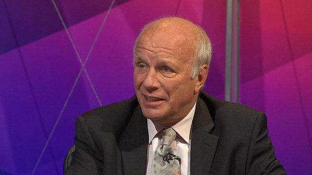 Greg Dyke on Question Time