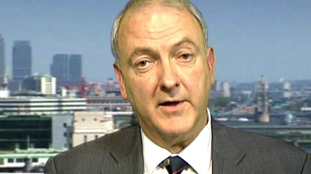 Professor Sir Bruce Keogh, NHS Medical Director