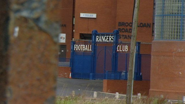 Gates of Rangers Football Club