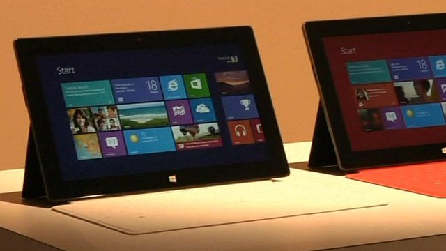 Microsoft has unveiled Surface