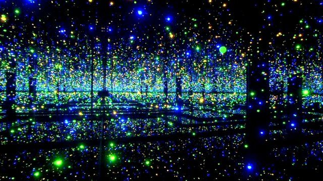Inside The Repetitive World Of Yayoi Kusama Bbc News
