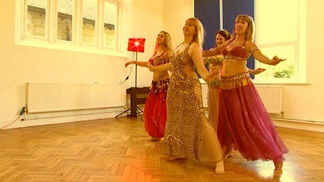 Belly dancers in Kent
