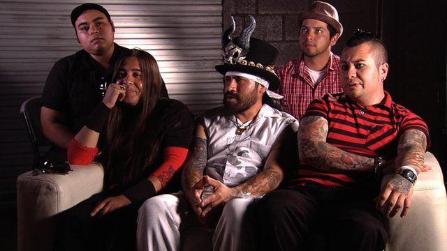 Latin ska band, Los Angeles